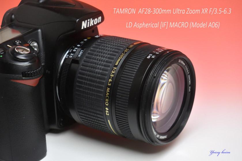 TAMRON A06