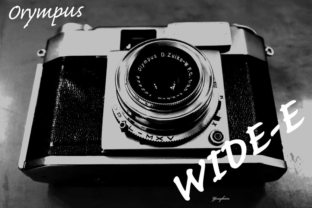 OLYMPUS WIDE-E