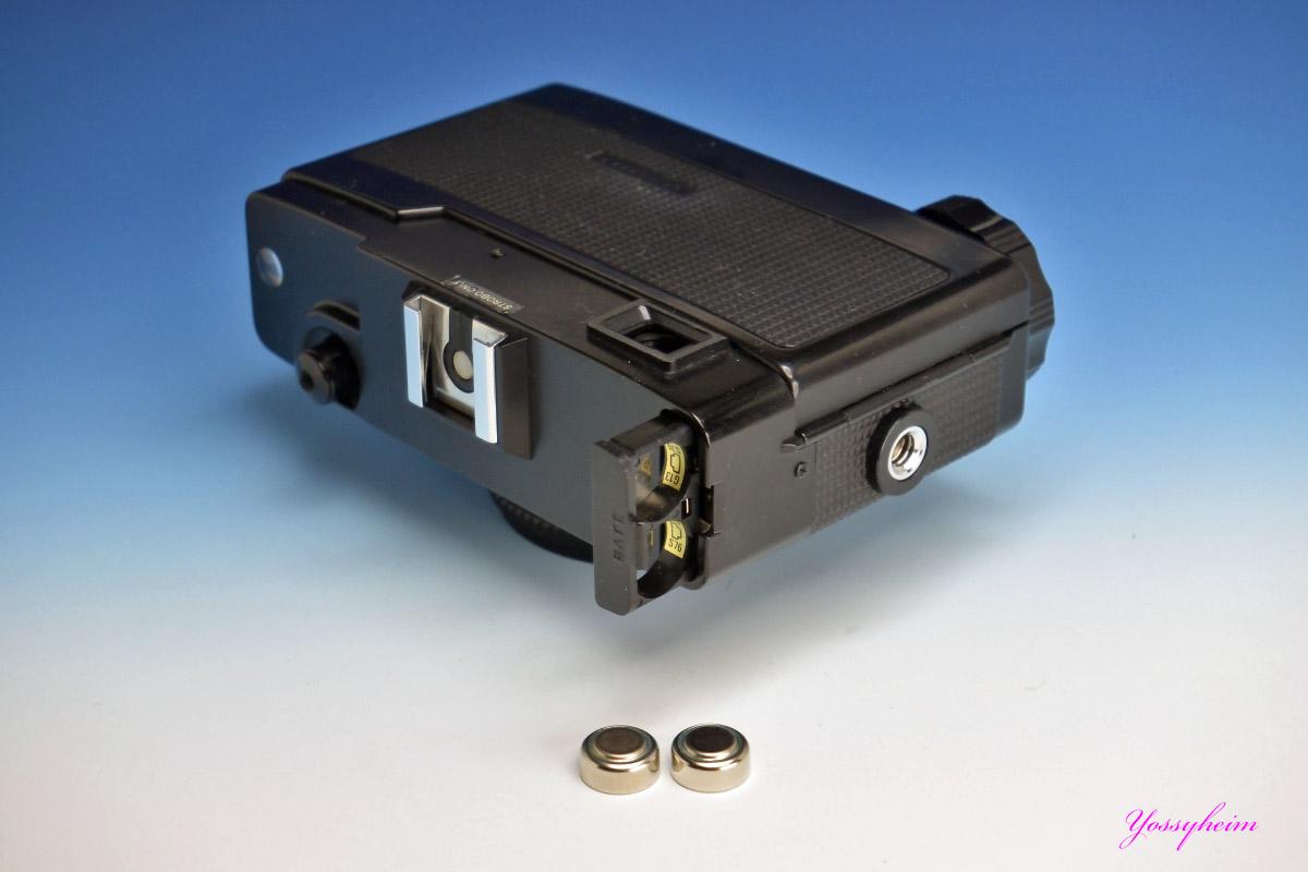 リコーA2電池ボックス