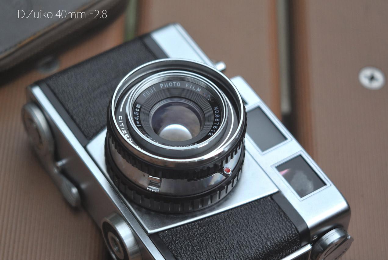 D.Zuiko 40mm F2.8