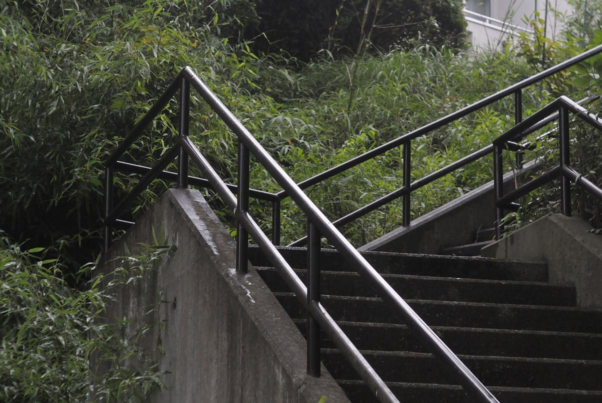 ネオカⅣS作例・階段