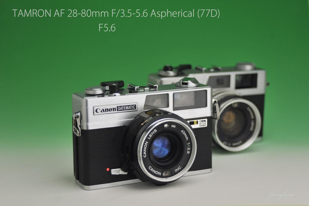 タムロン28-80mm作例カメラ