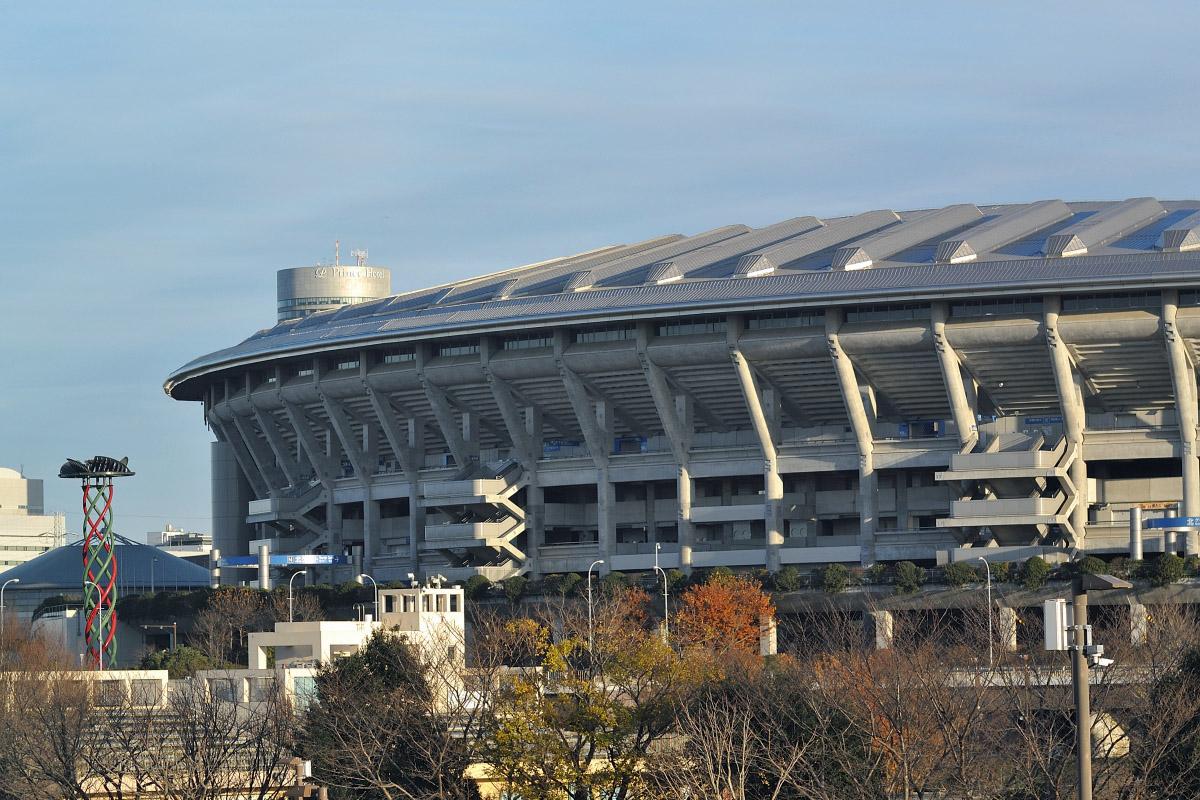 日産スタジアム 横浜国際総合競技場