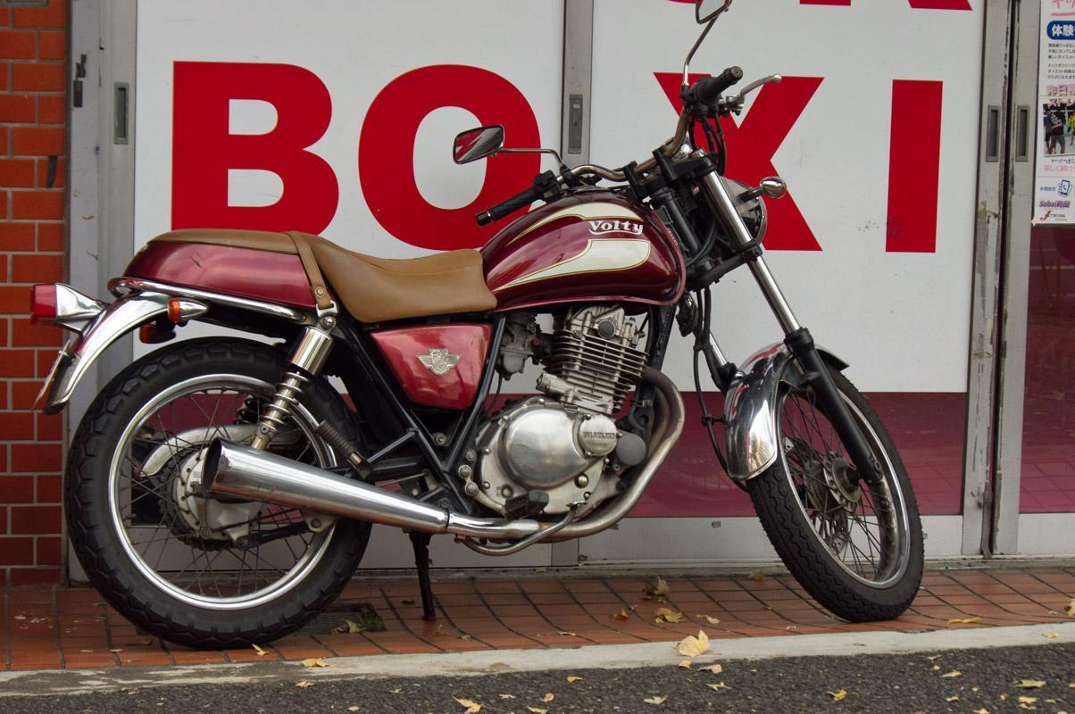 PENTAX-DA 50-200mm作例バイク