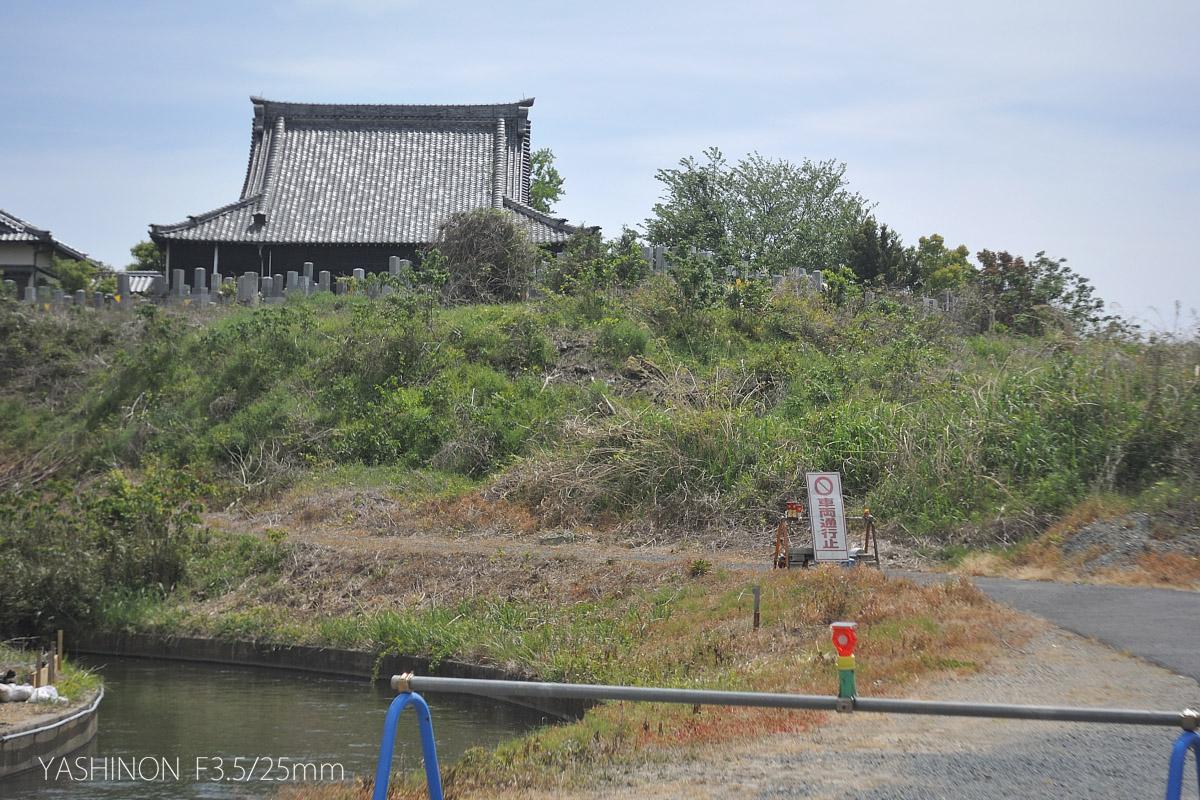YASHINON25mmF3.5寺