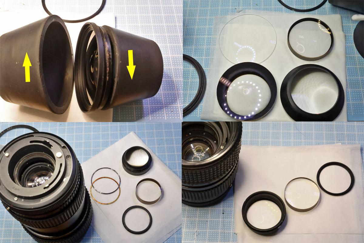 AT-X357 レンズ清掃2