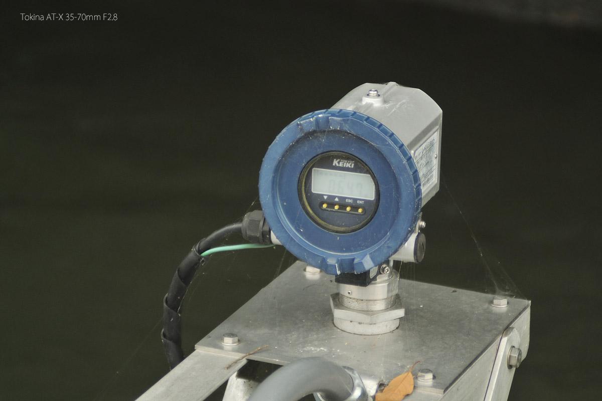 AT-X357作例 水位計