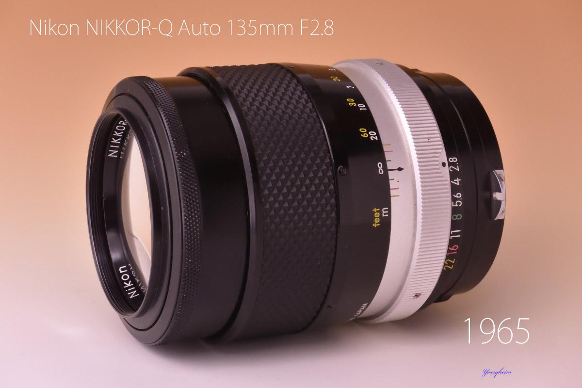 NIKKOR-Q Auto 135mm F2.8アイキャッチ